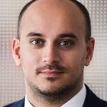 Taras Derkatsch ist Jurist bei Beiten und Burkhardt in Moskau. (Foto: russland.news)