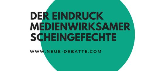 Connewitz in der Silvesternacht und mediale Scheindebatten. (Illustration: Neue Debatte)