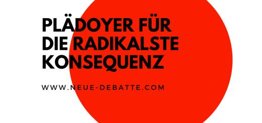 Albert Camus Die Pest ist ein Plädoyer für radikales Handeln. (Illustration: Neue Debatte)