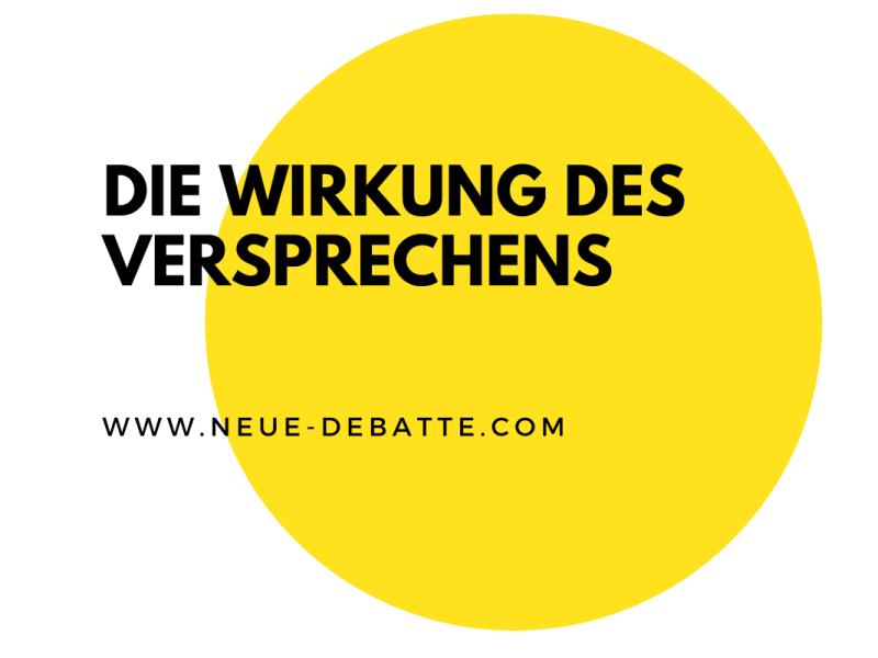 """""""Diskurs der Macht – das aktuelle Experiment"""" ist ein Essay von Prof. Klaus-Jürgen Bruder. (Illustration: Neue Debatte)"""