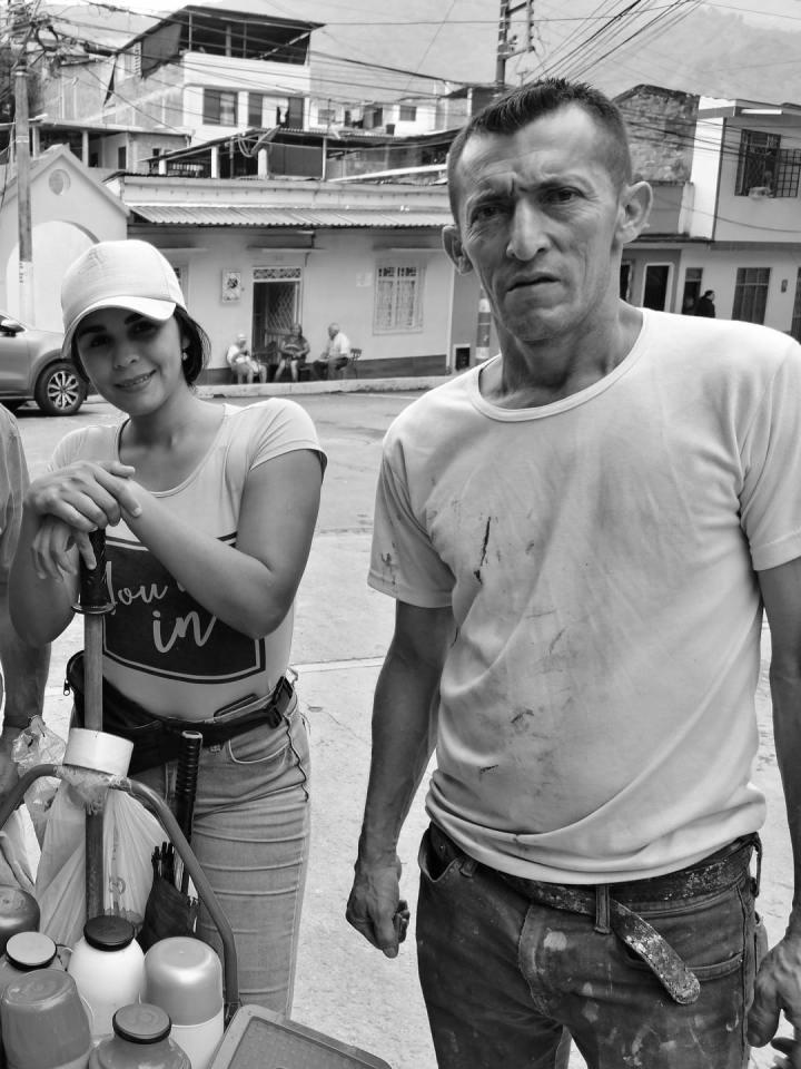 Kolumbien 2020: Arbeiten im informellen Sektor. 003 (Foto: Jairo Gomez)