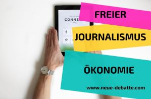 Kategorien Neue Debatte Ökonomie