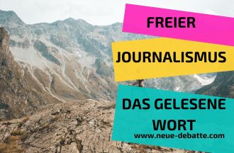 Kategorien Neue Debatte Das gelesene Wort (2)