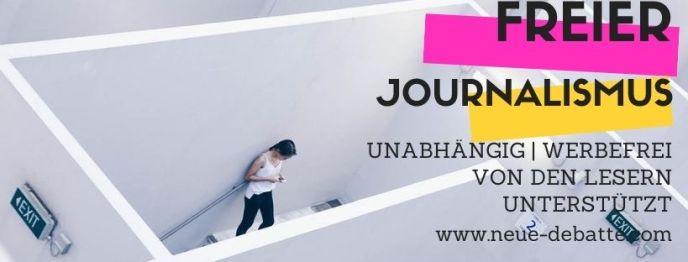 Neue Debate FB Cover Deutsch