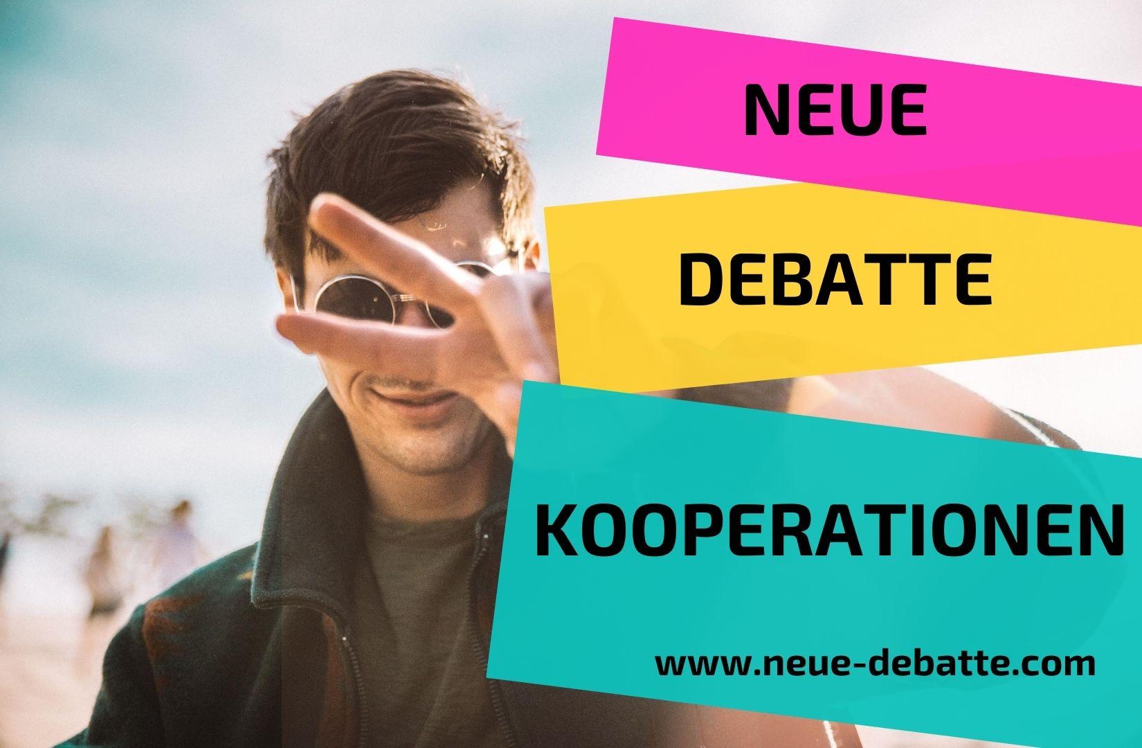 Neue Debatte Kooperationen