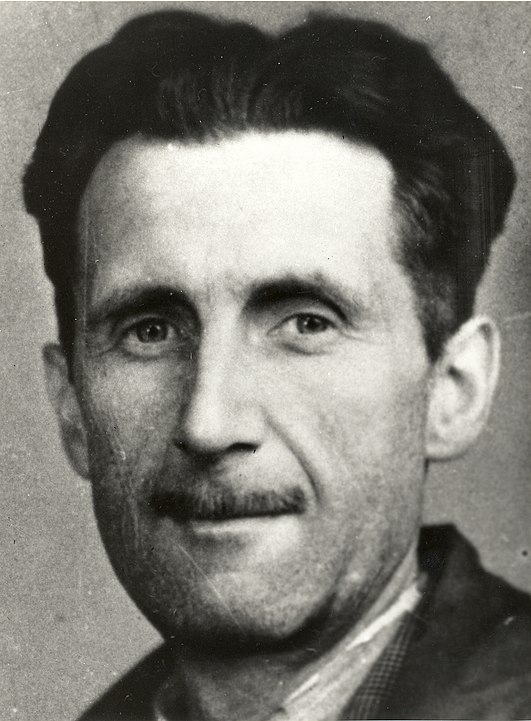 George Orwell Pressefoto 1943. Foto Branch of the National Union of Journalists (BNUJ)