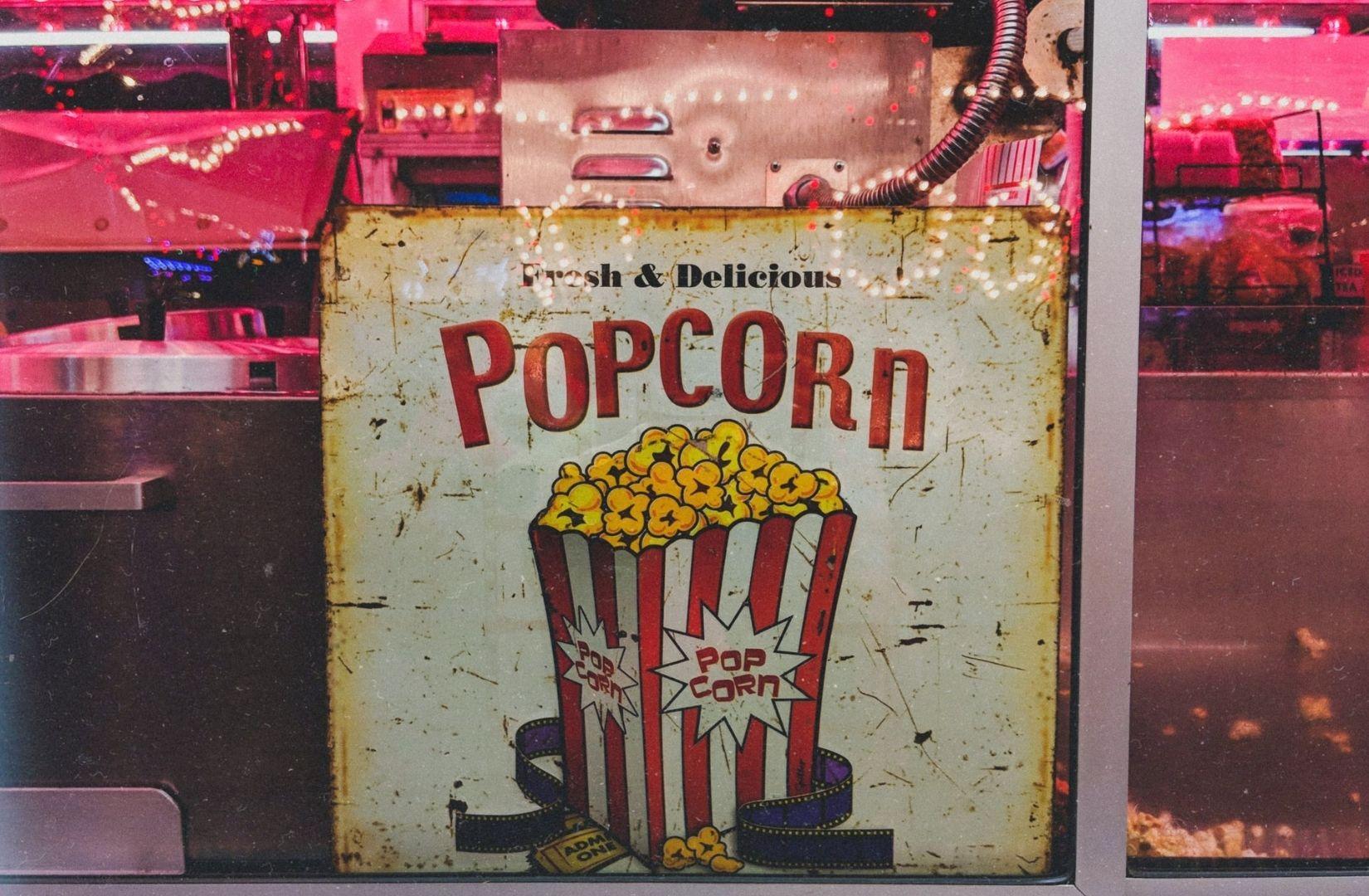 Popcorn als Symbol für die Weltpolitik von USA und EU. (Foto: Rita Vicari, Unsplash.com)