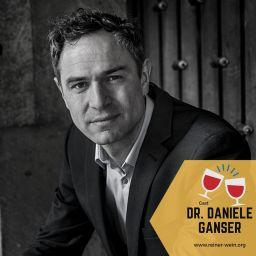 Reiner Wein Politischer Podcast. Gast: Dr. Daniele Ganser (Foto: Ingo Wösner)