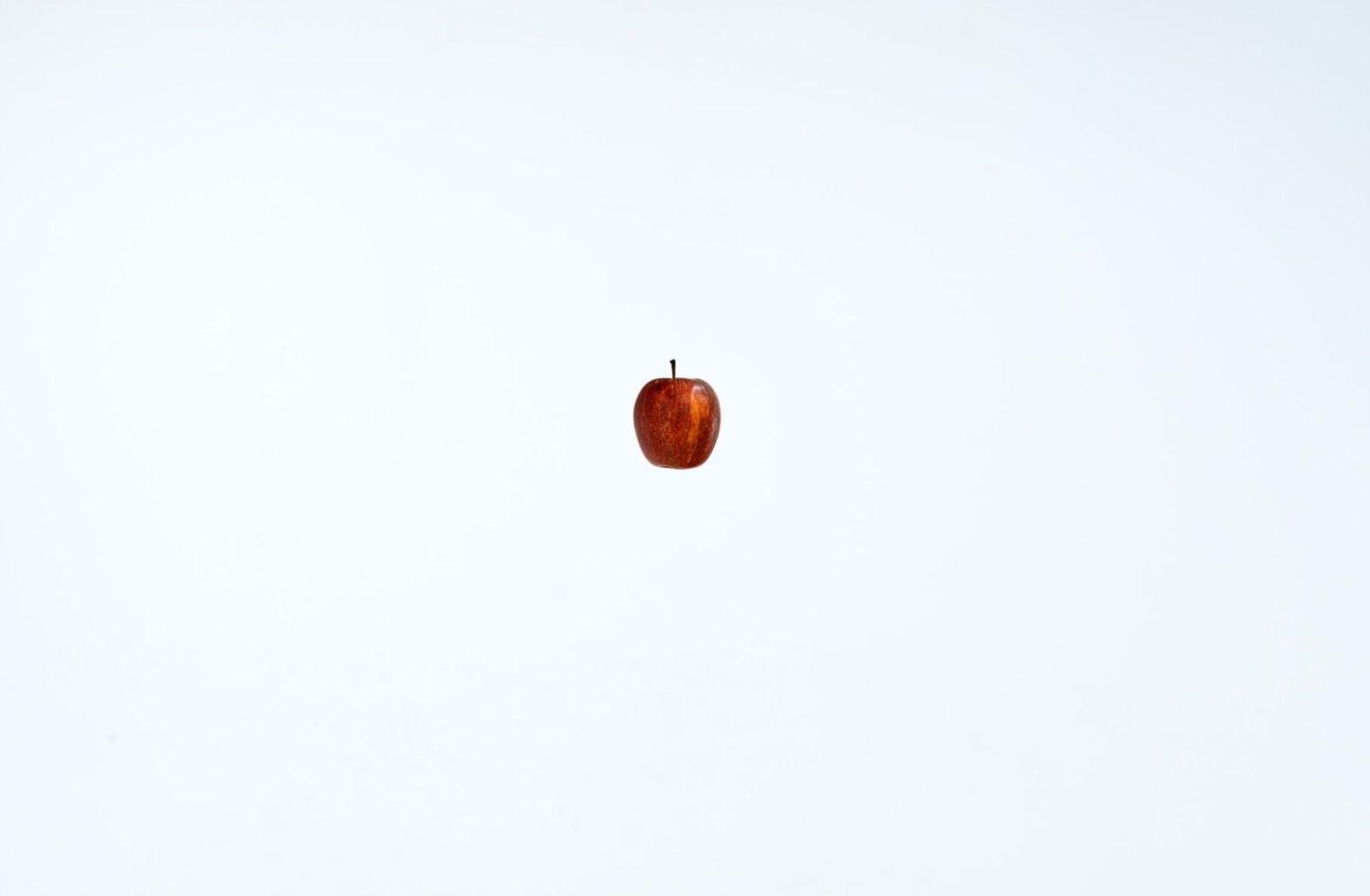 Der Apfel als Symbol des Zentralismus im Gegensatz zum Föderalismus. (Foto: Helio Dilolwa, Unsplash.com)