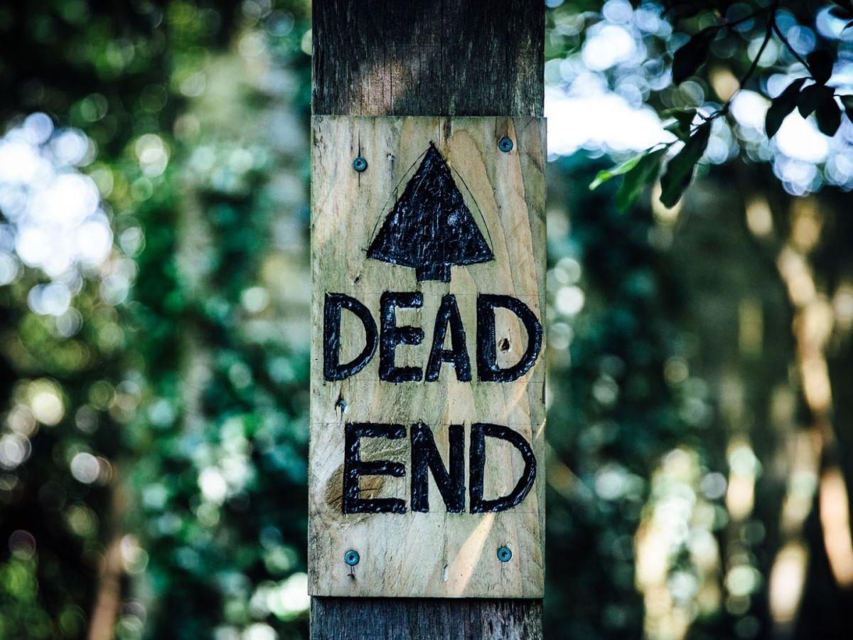 Der asymetrische Krieg ist das Ende. (Foto: Mike Erskine, Unsplash.com)