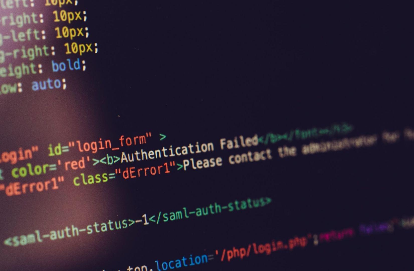 Fehler im System. (Foto: Markus Spiske, Unsplash.com)