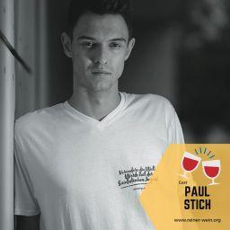 Reiner Wein Politischer Podcast aus Wien. Gast Paul Stich (Sozialistische Jugend Österreich)