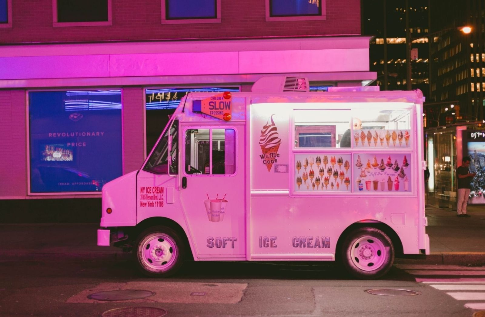 Pink Ice als Gesellschaftsmodell? (Foto: Paul Trienekens, Unsplash.com)