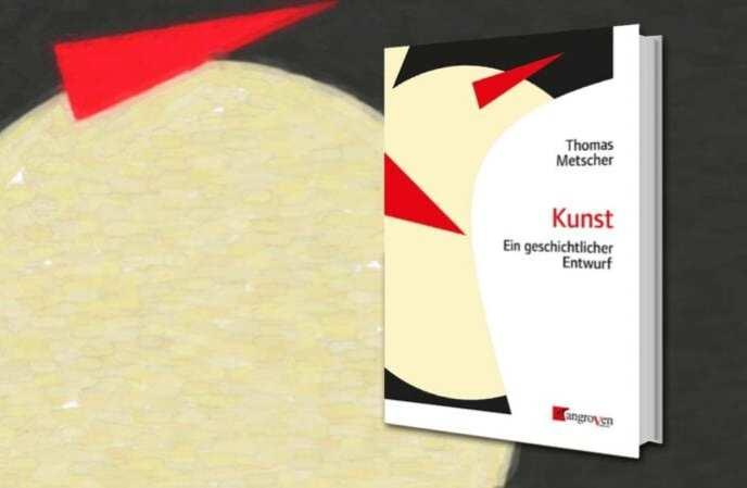 Kunst von Thomas Metscher (Foto: Mangroven Verlag)