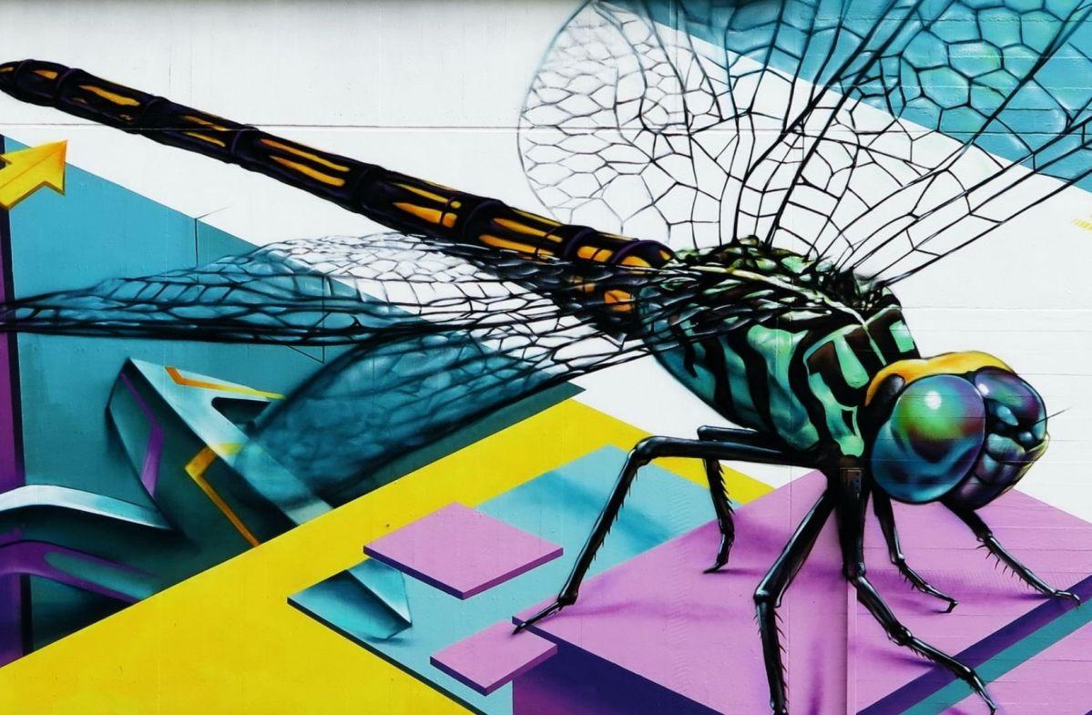 Werte stecken in der Kunst. Streetart in Zürich. (Foto: Arie Wubben, Unsplash.com)