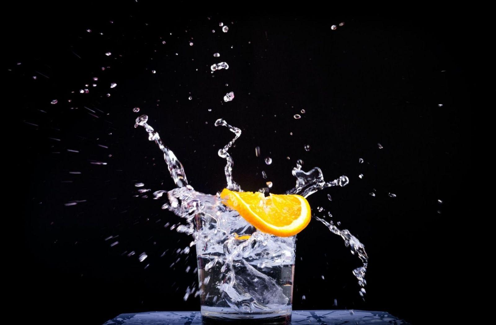 Wasser und Eis. (Foto: Thao Le Hoang, Unsplash.com)