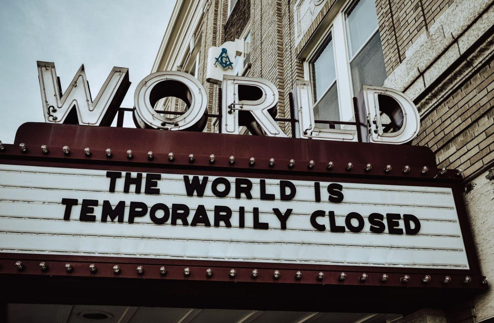 Wokeness hat die Welt befallen. Sie ist temporär geschlossen. (Foto: Edwin Hooper, Unsplash.com)