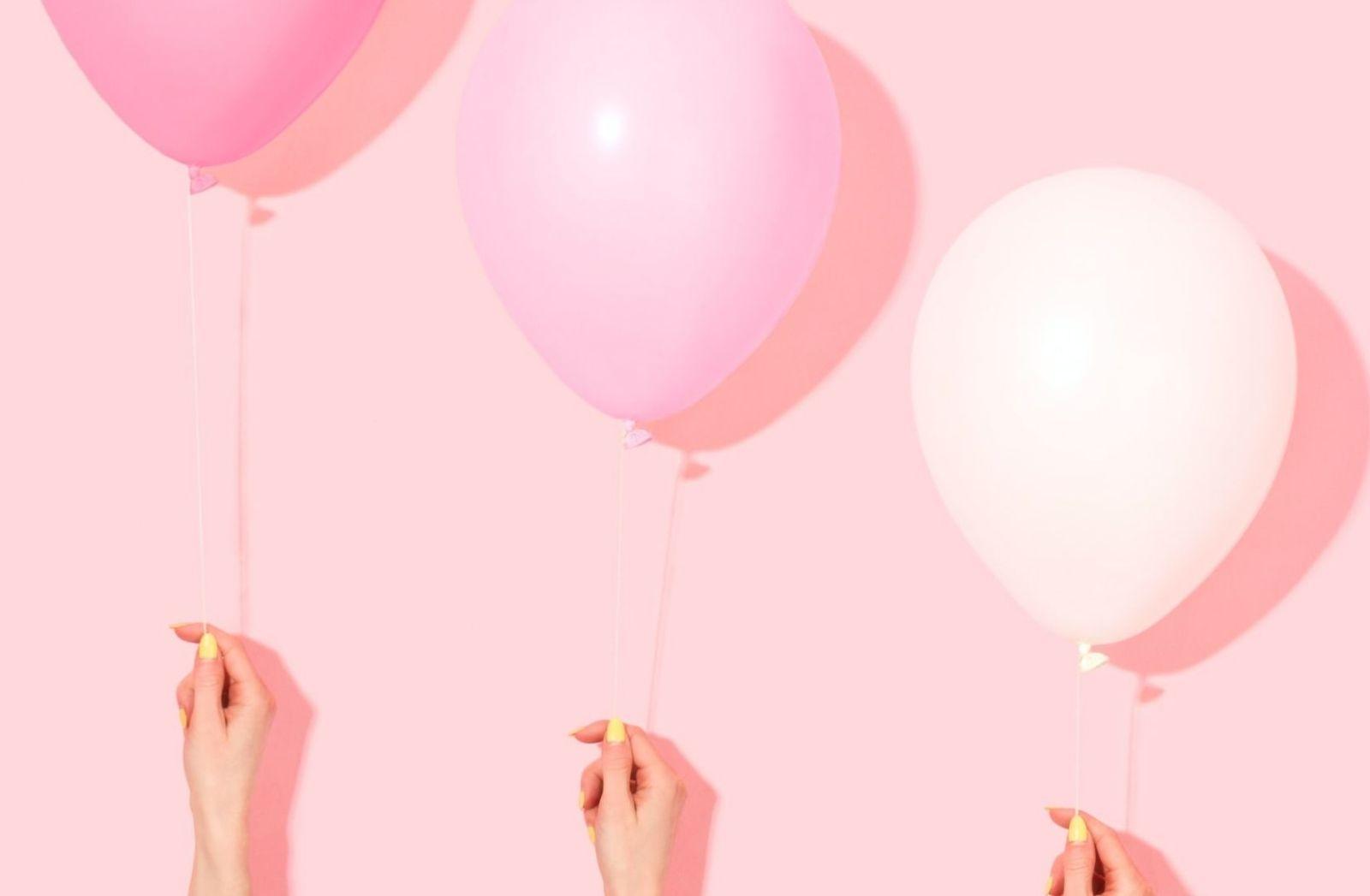 Luftballons. (Foto: Amy Shamblen, Unsplash.com)