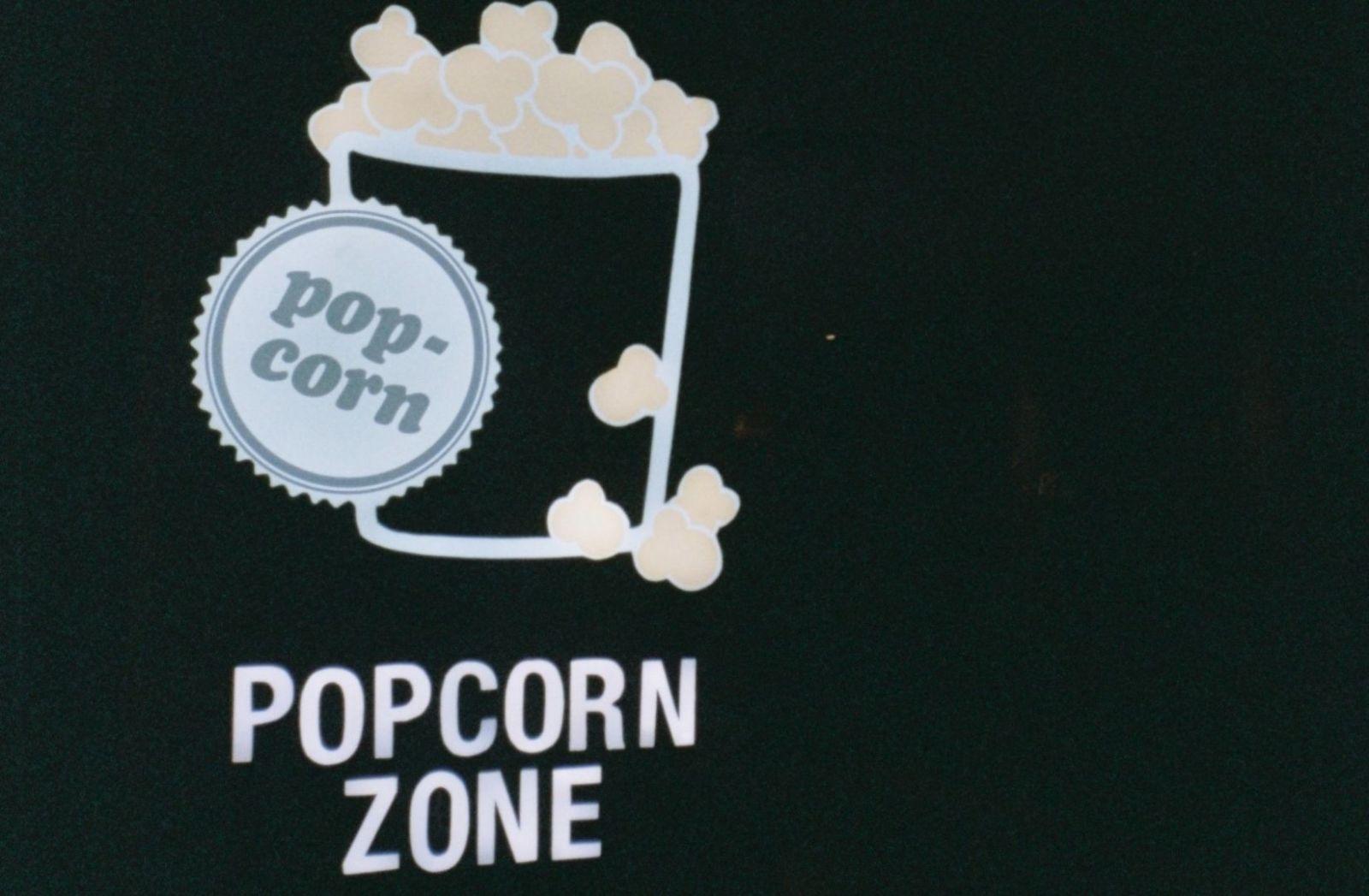 Slogan Popcornzone. (Foto: Kalis Munggaran, Unsplash.com)