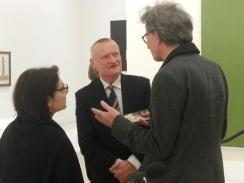 MHK_Die Sprache der Malerei. Hubertus Giebe_Ausstellungseröffnung 2016_Foto Ariane Wicht 2016 (11)