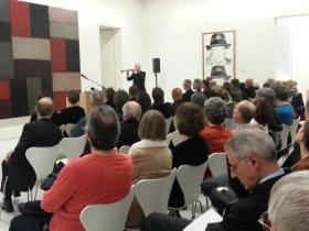 MHK_Die Sprache der Malerei. Hubertus Giebe_Ausstellungseröffnung 2016_Foto Ariane Wicht 2016 (4)