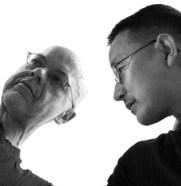 Gerhard Stäbler und Kunsu Shim, Foto: EarPort