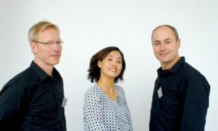 Trio Omphalos, Foto: Markus Himmelmann