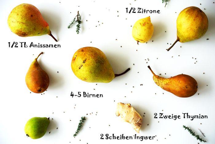 foodblog, fit essen, TCM Rezepte, warmes Frühstück, Snack, Birnen