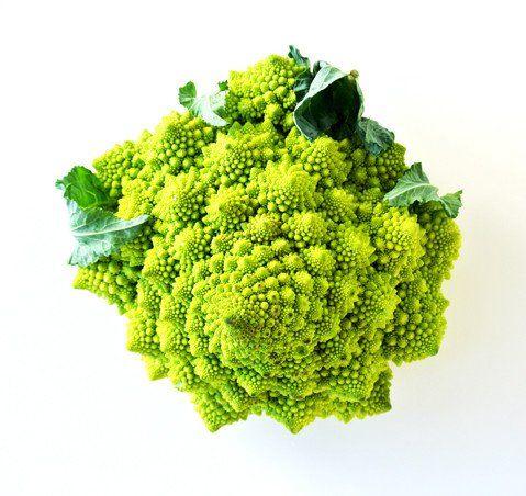 foodblog, fit essen, TCM Rezepte, Gemüse Rezepte, Unverträglichkeiten, Romanesco, Mandeln, Dill, Sauce