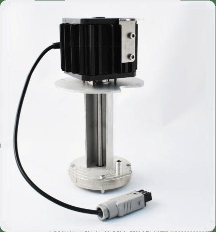 Tauchpumpe für Briot-, Essilor-, Huvitz-, Indo-, Nidek-, Takubomatic- und Weco-Schleifautomaten