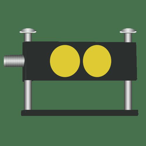 Gelbfilter für Spaltlampen Kopie