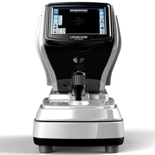 Autorefraktometer Keratometer Unicos URK-800F Front Ansicht