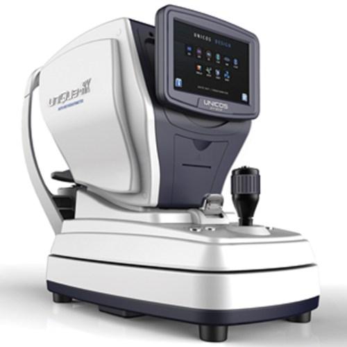 Autorefraktometer Keratometer Unicos URK-800F neigbarer 7 inch Touchscreen