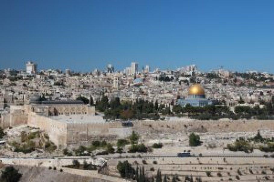 Der Tempelberg in Jerusalem. Foto: pixabay