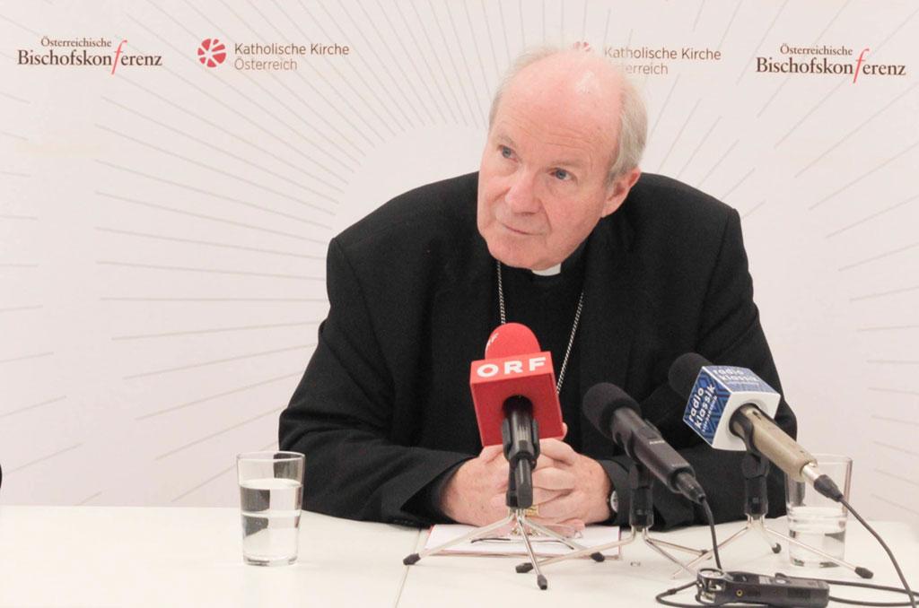 Österreichs Bischöfe wählen neuen Vorsitzenden