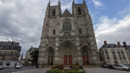 Die Kathedrale von Nantes (Foto: © Julen Arabaolaza | Dreamstime.com)