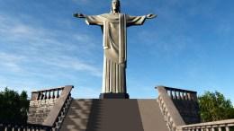 Rio den Janairo Jesus
