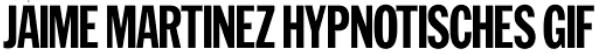 Jaime Martinez Hypnotsiches Gif