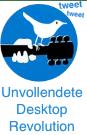 Unvollendete Desktop Revolution Abzeichen