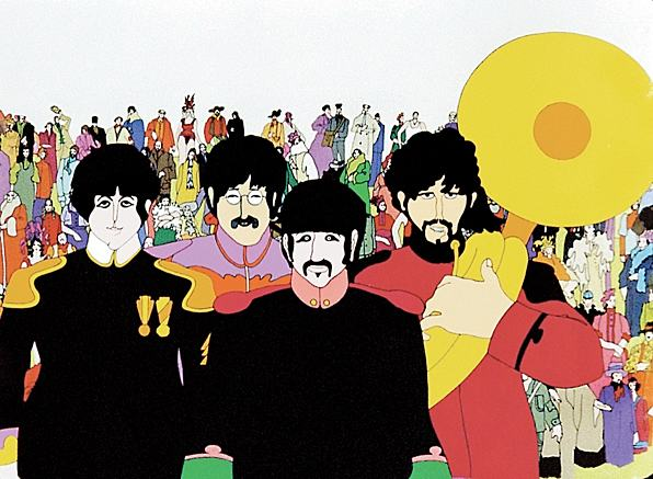 Yellow Submarine D&E Entertainment still