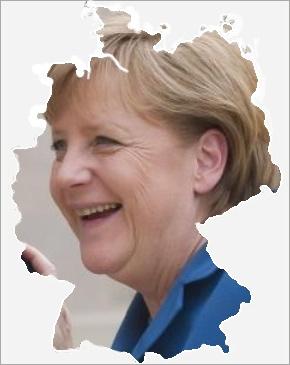 Deutschland=Merkel