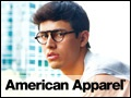 American Apparel deck ad