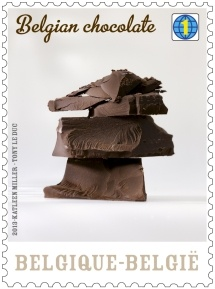 Belgian chocolate stamp_2
