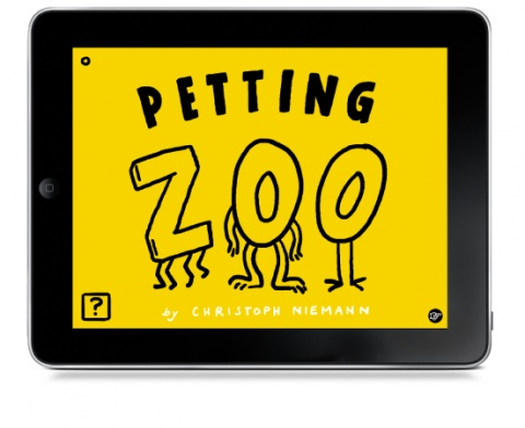 Petting zoo by Christoph Niemann