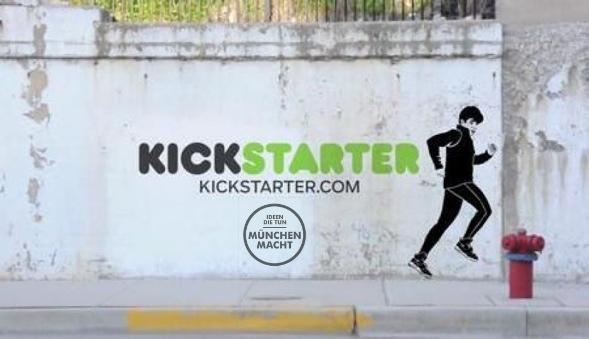 Kickstarter Kampagne