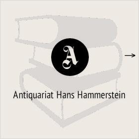 Antiqariat Hans Hammerstein