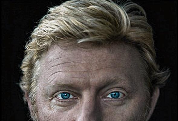 """Boris Becker Buch """"Das Leben ist kein Spiel"""""""