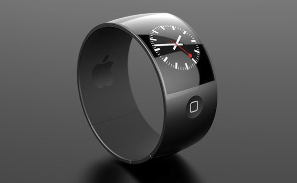 Flache Gestaltung ist passender für die konkaven Bildschirme der Zukunft.