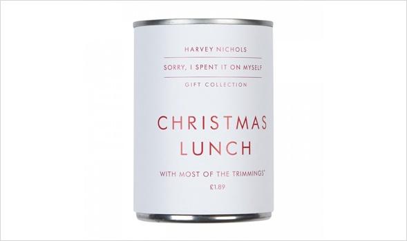 Harvey Nichols £1.89 Christmas Lunch