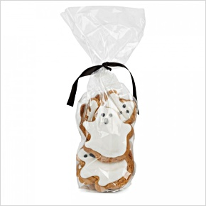 Harvey Nichols £6.50 Ghost  Gingerbread Biscuits